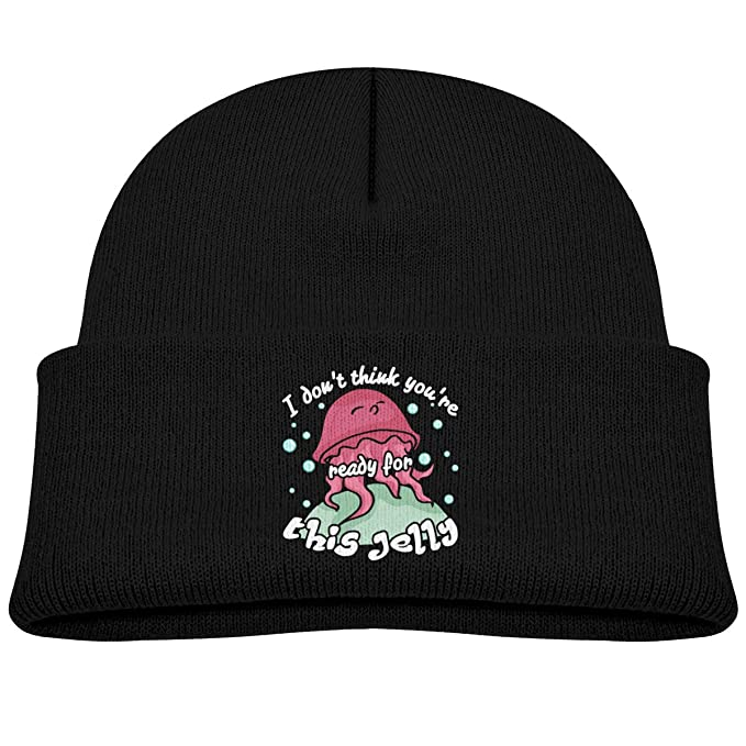 Amazon.com  Fzjy Wnx I Don t Think You re Ready for This Jelly Infant Skull  Caps Knit Hat  Clothing 4e91b8420a2
