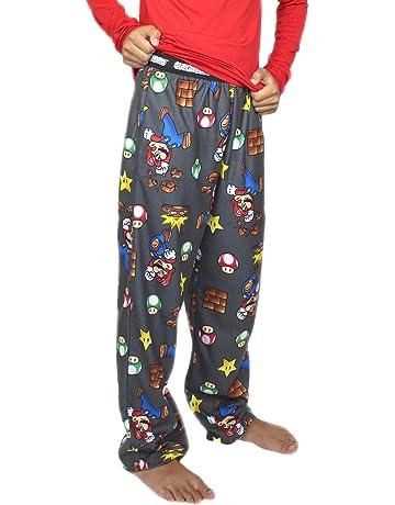 e6031098c86f Super Mario Boys Pajama Pants (Little Kid Big Kid)