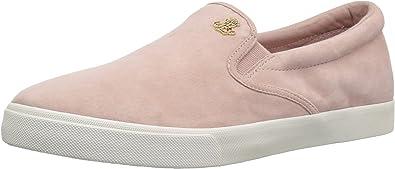 Ralph Lauren Women's RIA Sneaker, Pink