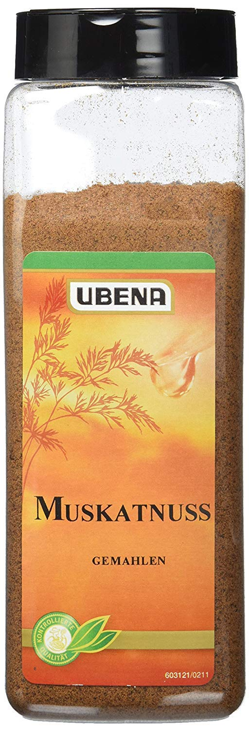 Ubena Ground nutmeg 500g