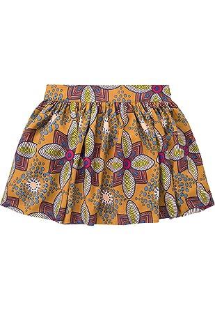 Room Seven - Falda - Blusa - para niña marrón marrón: Amazon.es ...