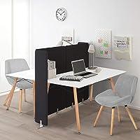 FurnitureR Eames Mesa de Comedor Rectangular para 4-6 Personas Mesa de Comedor Rectangular con Patas de Madera (120 * 80 * 71cm) Blanco Escritorio de Oficina en casa (una Mesa, sin Silla)