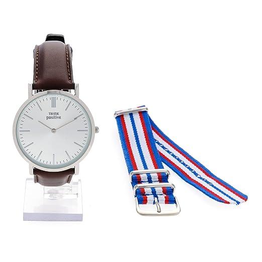Del Think De Grande Reloj Positive® Modelo Señoras Plano Se W92 3qAR54cSjL