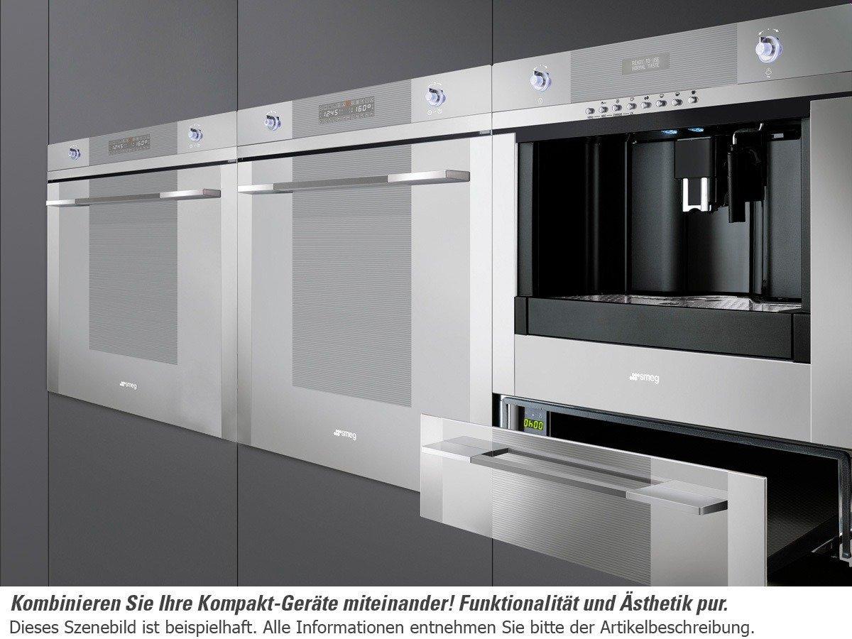 Smeg - Cafetera Modular Cmsc45, 1350W, 2 Tazas, 1.8L, 15 Bar ...