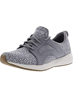 Skechers Womens Bobs Squad - Sky Write Ankle-High Fashion Sneaker