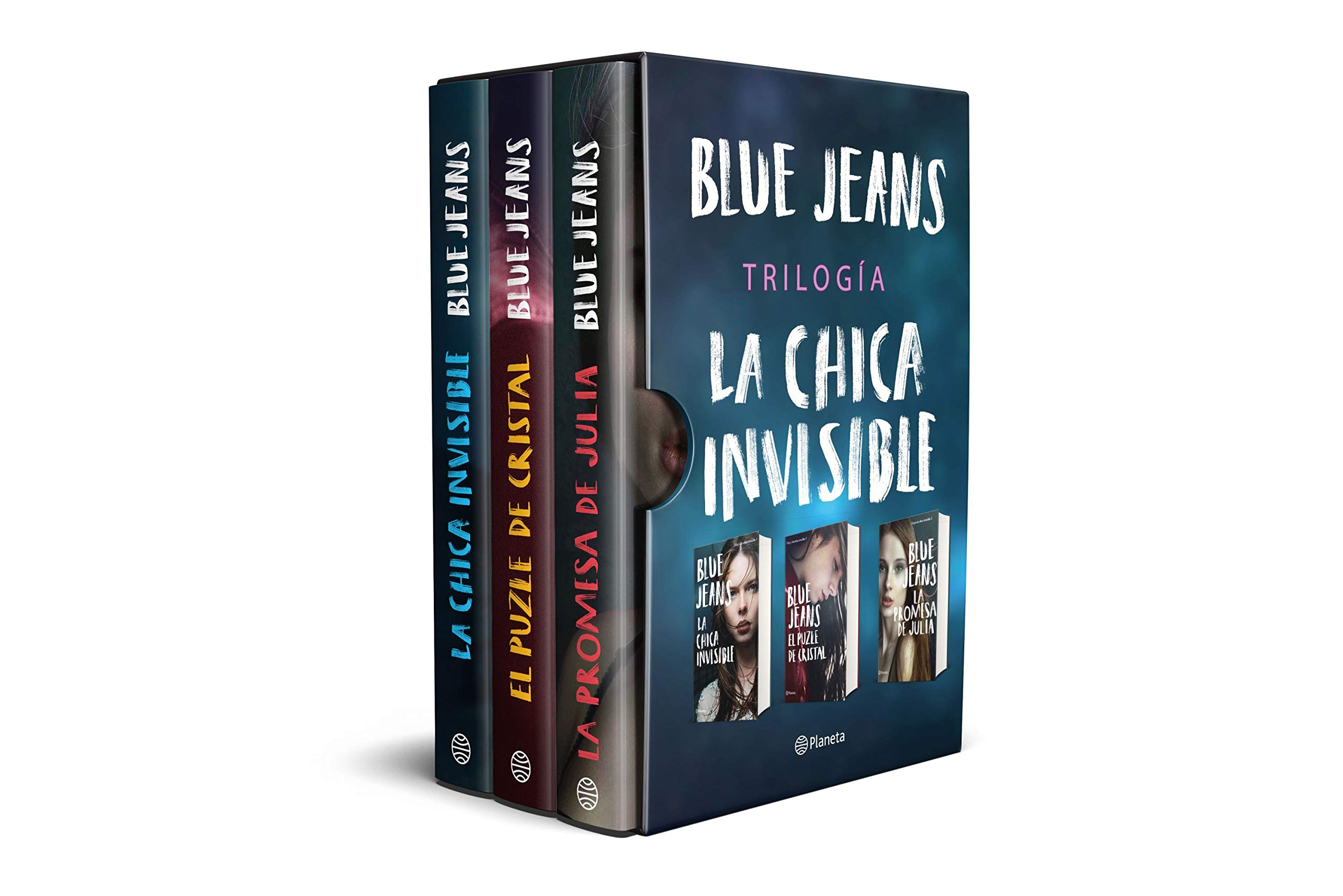 Estuche trilogía La chica invisible: La chica invisible + El ...