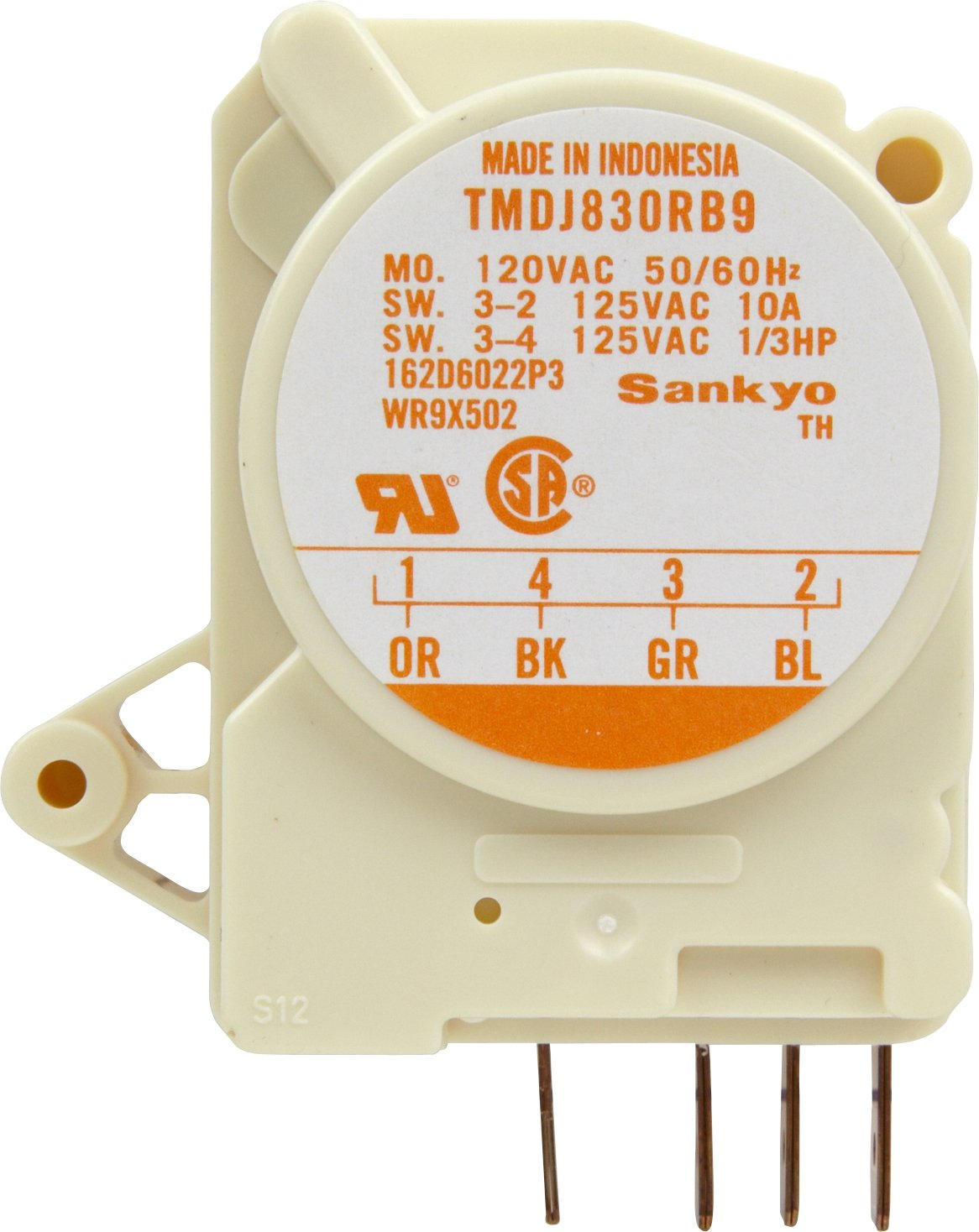 General Electric WR9X502 Defrost Timer by GE