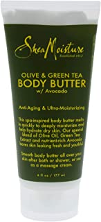 product image for SheaMoisture 6 oz Olive & Green Tea Body Butter