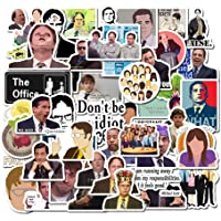 The Office Stickers Pack of 50 Stickers - The Office Stickers for Laptops, The Office Laptop Stickers, Funny Stickers…