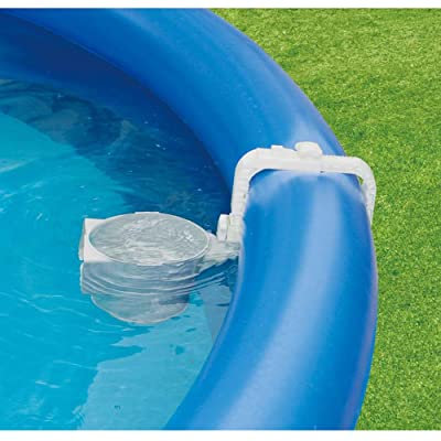Summer Waves Surface Skimmer Above Ground Pools: Garden & Outdoor