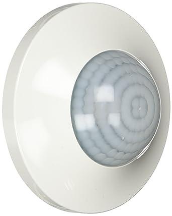 Schneider Electric MTN5510-1219 Detector De Presencia Argus Master 2 Canales