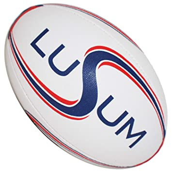 Lusum Munifex 3 - Pelota de Rugby(para Cualquier Clima, Talla 3 ...