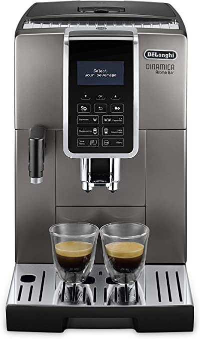DeLonghi ECAM359.57.TB - Cafetera automática Dinamica Aroma Bar ...