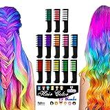 13 Colors Temporary Hair Chalk Set Byhoo Hair