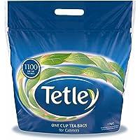 Tetley Catering Tea Bags Box Quantity: 1100.