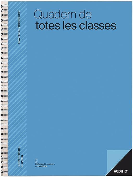 Amazon.com : Additio 421687 - Notebook for All Classes ...