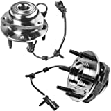 Detroit Axle - Front Wheel Bearing Hub Assembly Replacement for Chevy Trailblazer Isuzu Ascender Olds Bravada GMC Envoy Buick