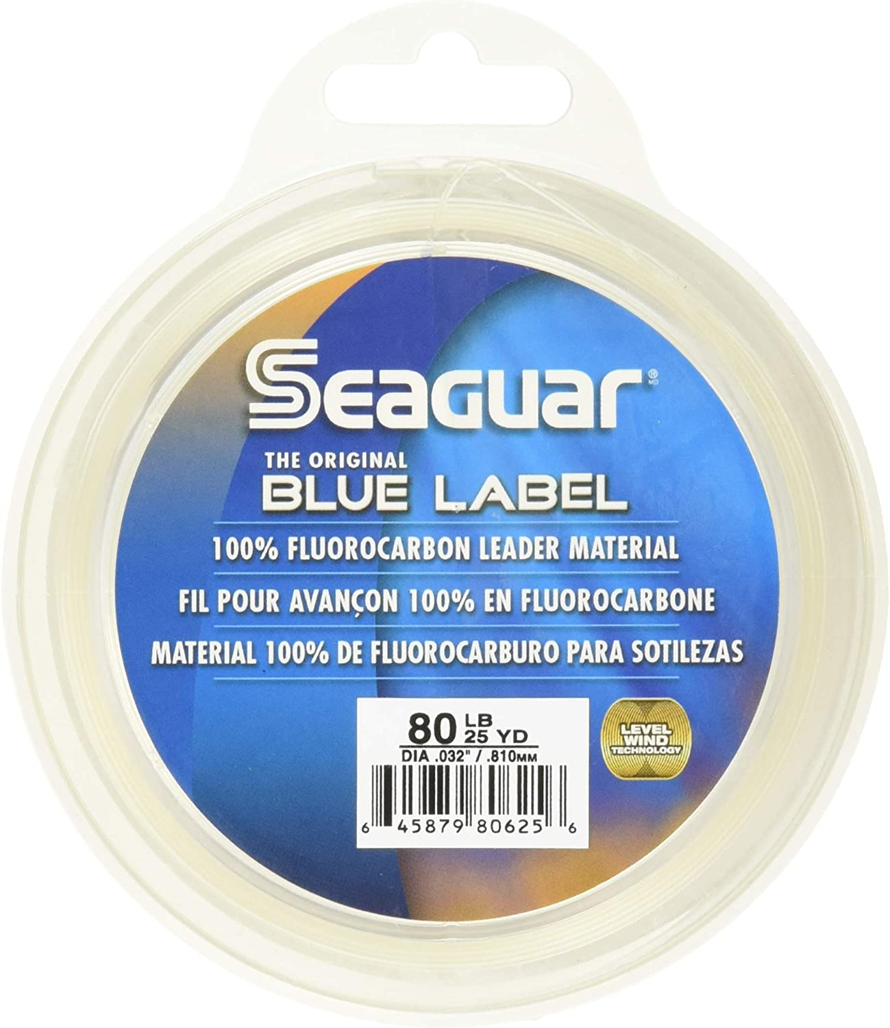 SEAGUAR PINK LABEL FLUOROCARBON Leader 25YD YARDS PICK YOUR SIZE FREE USA SHIP!