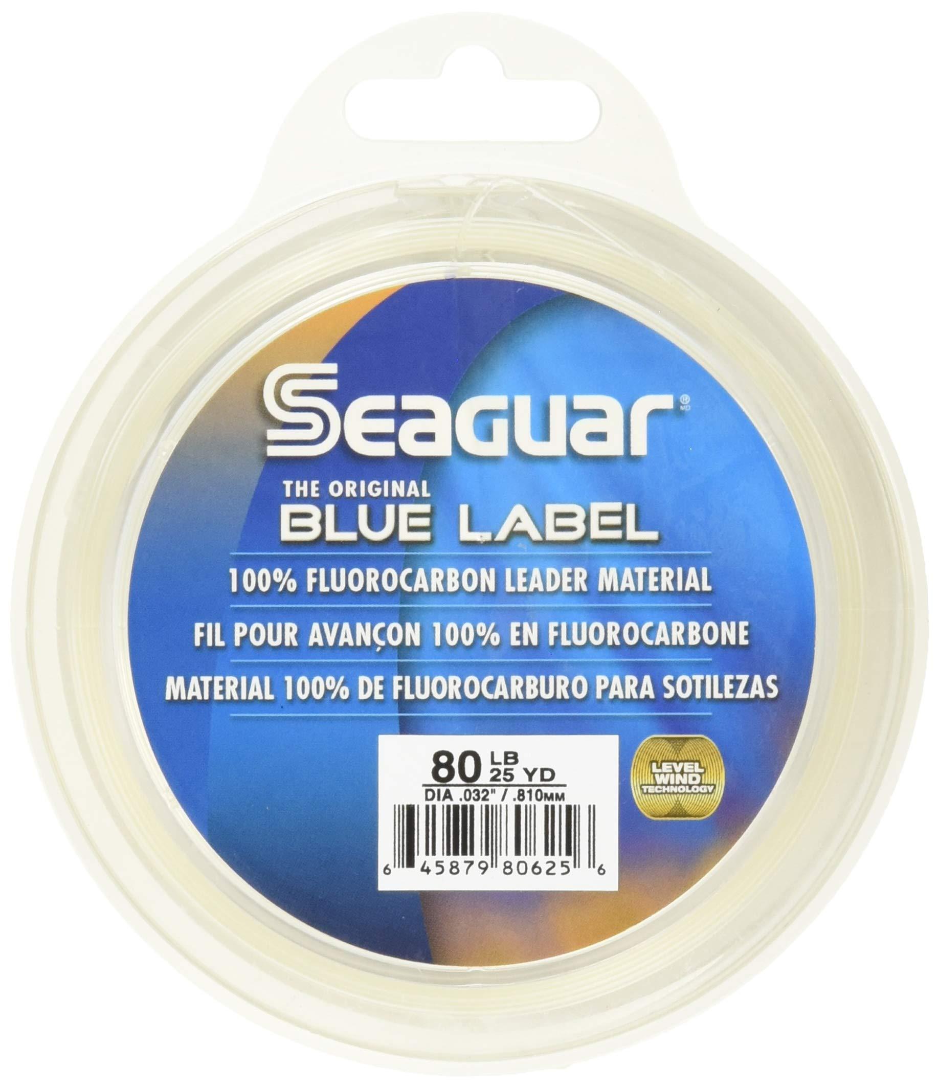 Seaguar Blue Label 25-Yards Fluorocarbon Leader (2-Pounds)
