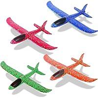 Sinwind Speelgoed vliegtuig, Vliegtuig Model Vliegtuig Toy, Foam Vliegtuig Toys, voor Jongens Meisjes Kids Outdoor Sport…