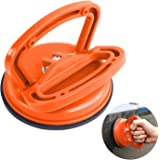 FLY5D Heavy Duty Aluminum Suction Cup Puller Lifter Auto Body Dent Remover Tool Heavy Duty Handle Dent Pullers