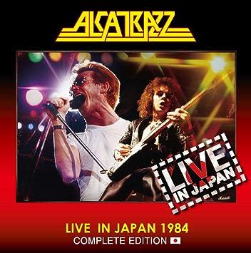 """Résultat de recherche d'images pour """"alcatrazz live in japan 1984 complete edition"""""""