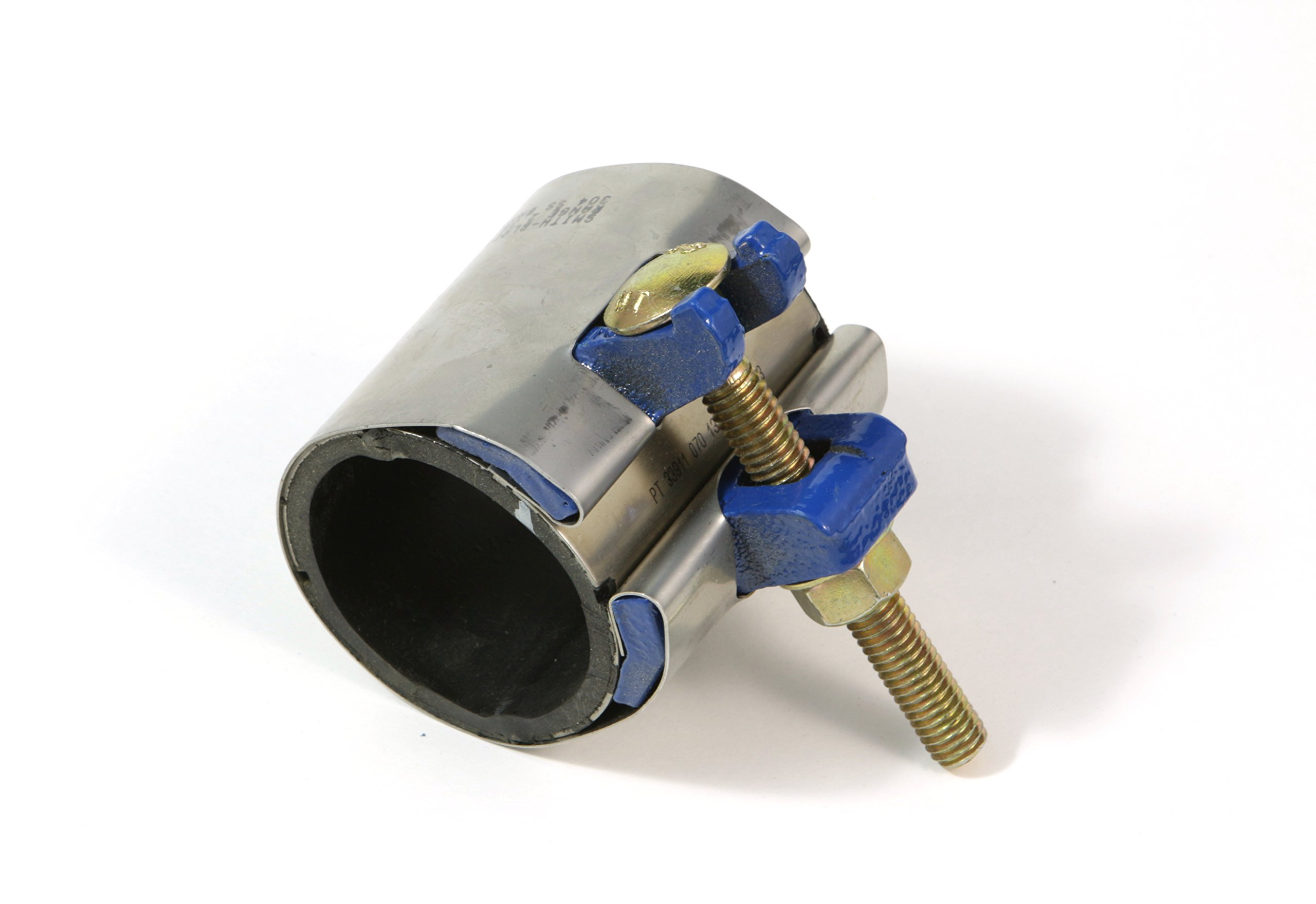 1'' Pipe Repair Clamp for Steel, PVC and HDPE