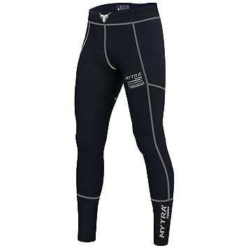 Pantalones de compresión Mytra Fusion para usar todo el año, unisex ...