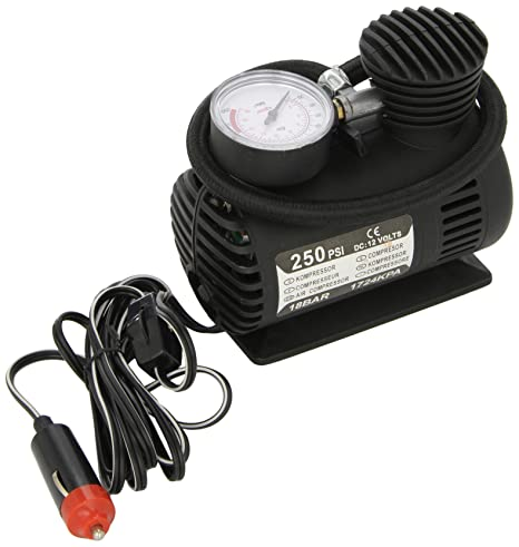 Amazon.com: Carpriss 70623218 PVC Mini-Air Compressor 1-Entrance: Automotive