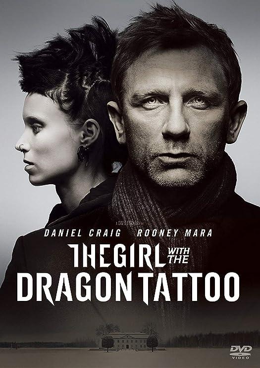 ドラゴン・タトゥーの女