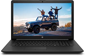"HP Laptop 17.3"" Premium Computer PC, 2019 Flagship 8th Gen Intel Quad-Core I5-8265U, Brightview Display, 8GB DDR4 16GB Optane 1TB HDD, HDMI WiFi BT 4.2 Intel UHD Graphics 620 Webcam Win 10"