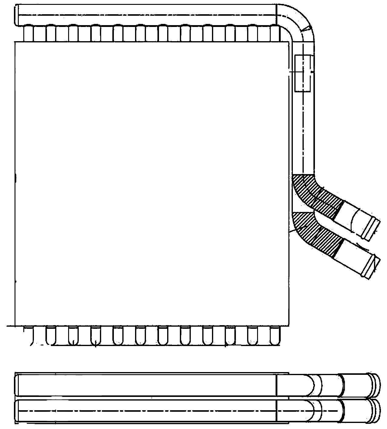 HELLA 351313581 Heater Core