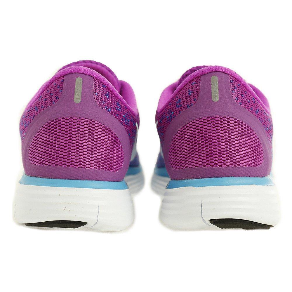 newest a1965 ba6bc Amazon.com   Nike Womens Wmns Free RN Distance, HYPER VIOLET BLUE TINT-FRC  PURPLE-BLUE LAGOON, 5.5 US   Road Running