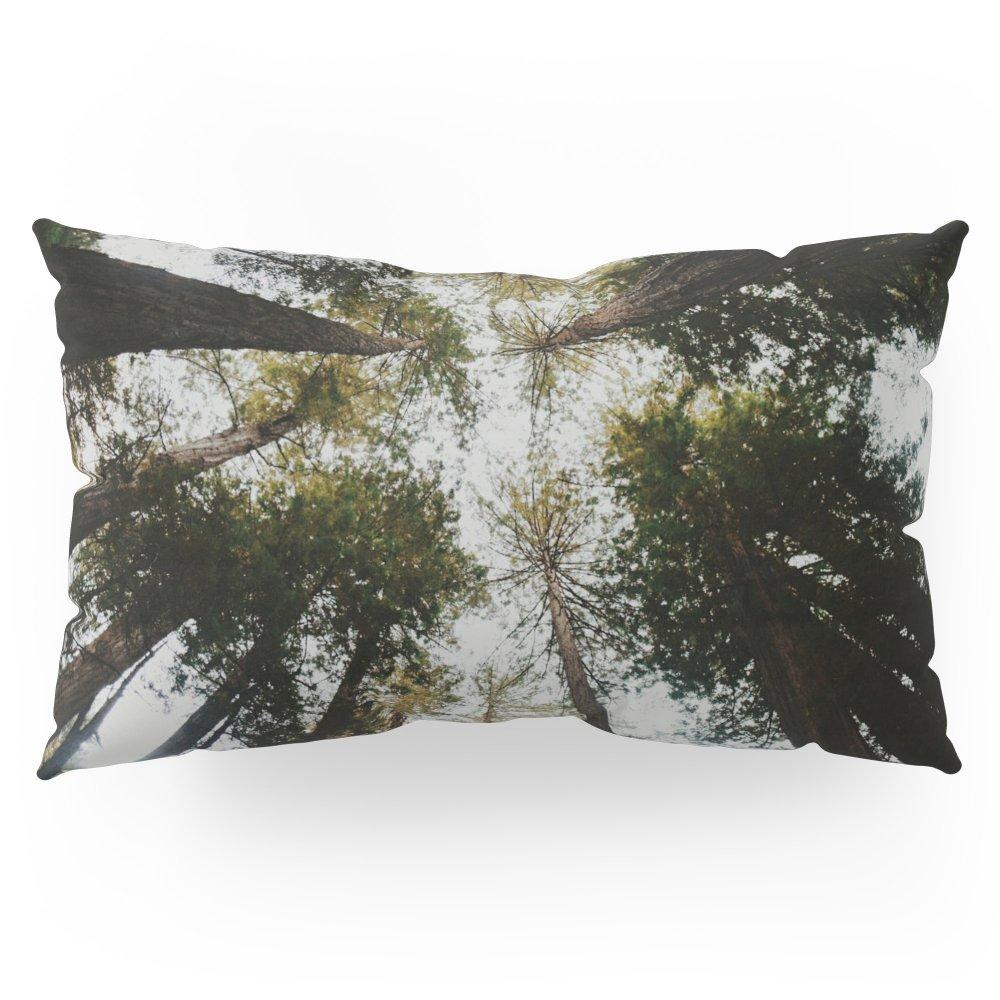 Society6 Muir Woods, California Pillow Sham King (20'' x 36'') Set of 2