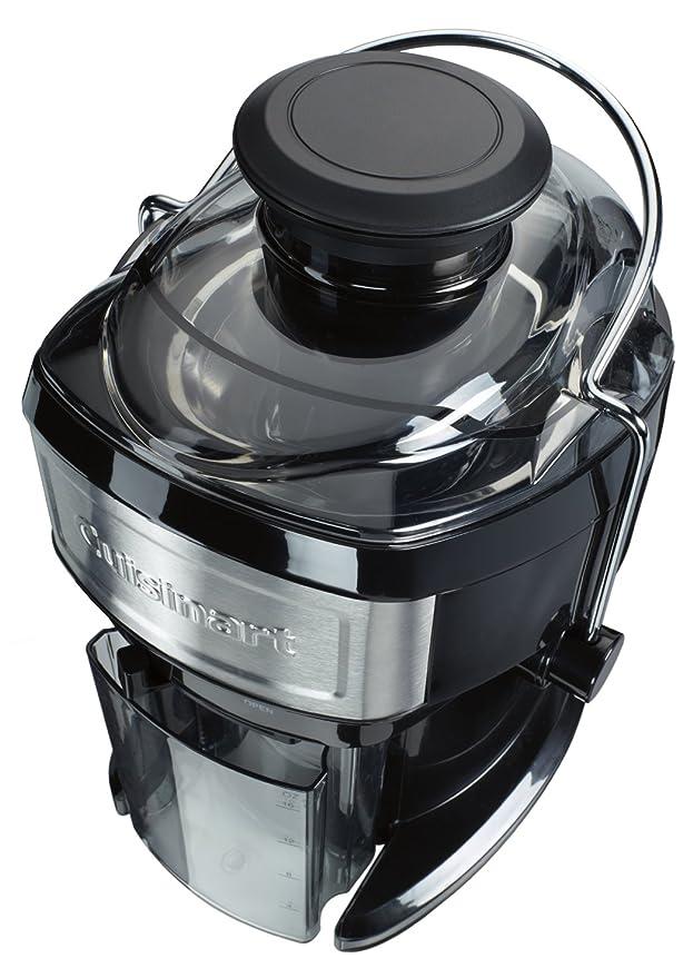 Cuisinart CJE-500 Licuadora de Zumo, 500 W, 1.2 litros, Acero Inoxidable, Negro y Gris: Amazon.es: Hogar