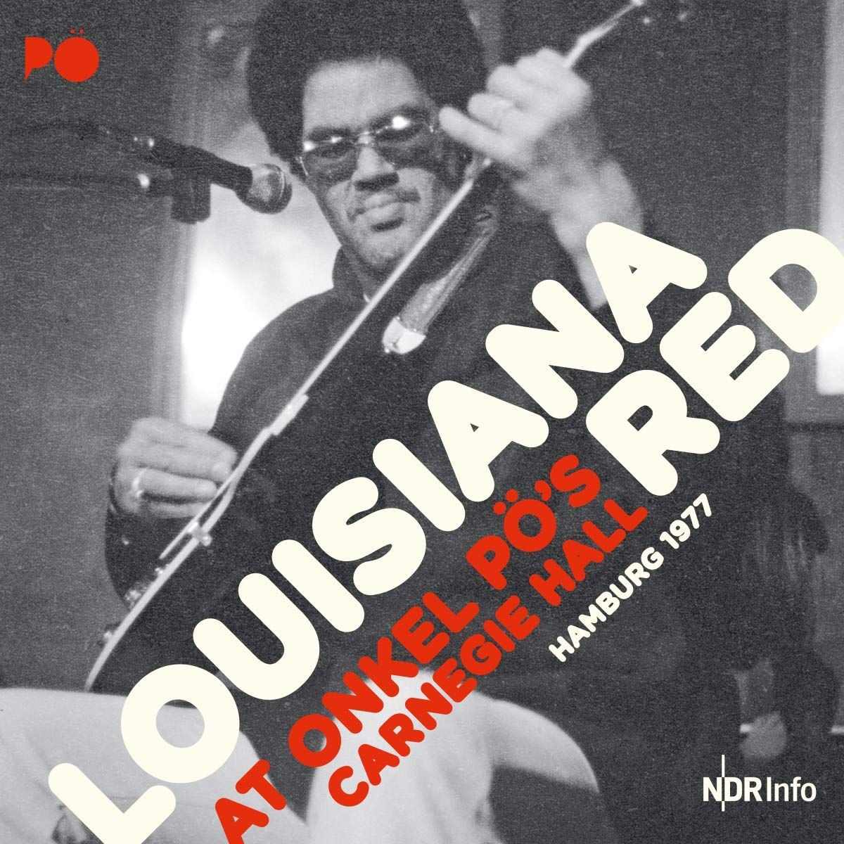 Vinilo : Louisiana Red - At Onkel Po's Carnegie Hall Hamburg 1977 (2 Pack)