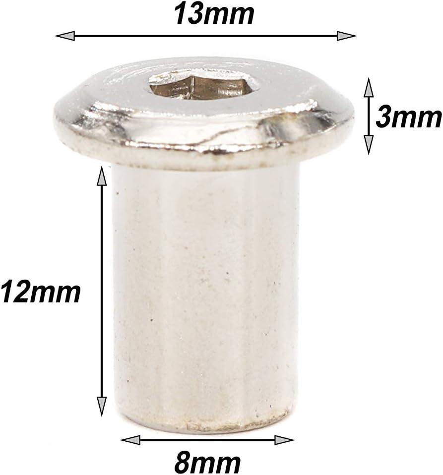Self-Locking Standard AN22 UNS 4.716-12 Right-Hand Thread Whittet-Higgins BHM-24 High Strength Bearhug Threaded Shaft /& Bearing Locknut SN-22, Replaces SKF an 22