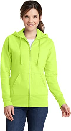 Port & Company Classic Full Zip Hooded Sweatshirt (LPC78ZH)