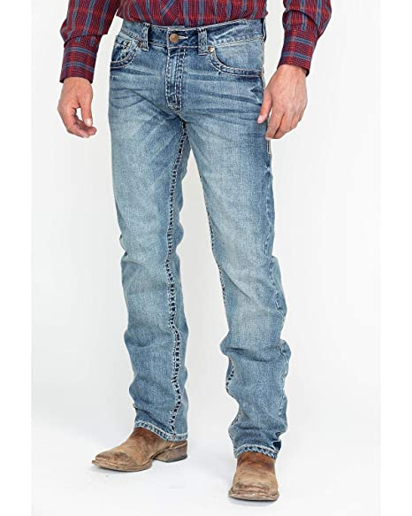 Amazon.com: Wrangler Rock 47 Denim Jeans Mrs47ad ...