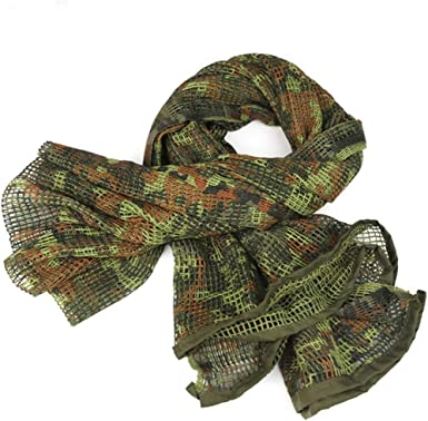 C Explore Land 100/% Cotton Military Shemagh Tactical Desert Keffiyeh Scarf Wrap