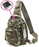 TravTac Stage I Small Premium EDC Tactical Sling Pack 900D