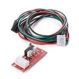 SODIAL(R) 3 x Mechanical Endstop Module V1.2 for 3D impresoras RAMPS 1.4 RepRap Prusa