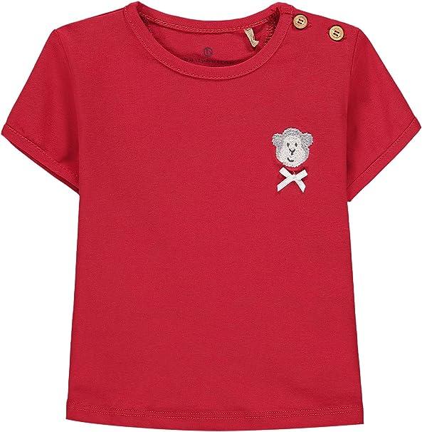 Bellybutton mother nature /& me Baby-M/ädchen Langarmshirt T-Shirt