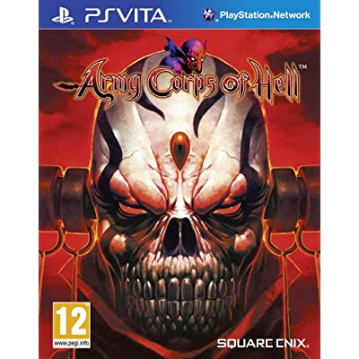 Halifax Army Corps of Hell, PS Vita - Juego (PS Vita, PlayStation Vita, Acción, Entersphere)