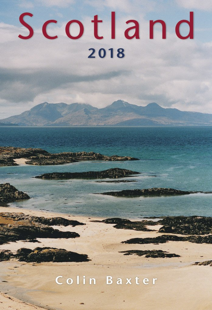 Scotland Slim Appointments 2018 Calendar Calendario – Illustrato Colin Baxter Colin Baxter Photography Ltd 184107666X Art