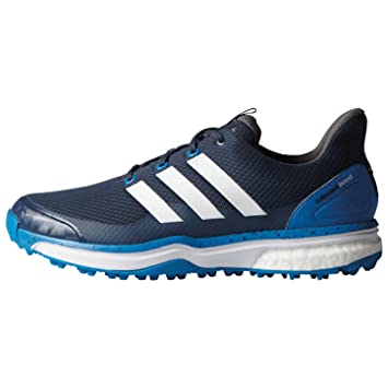 new style f755a 0a080 adidas Adipower Sport Boost 2 Golf Shoes Mineral BlueWhiteShock Blue - 13