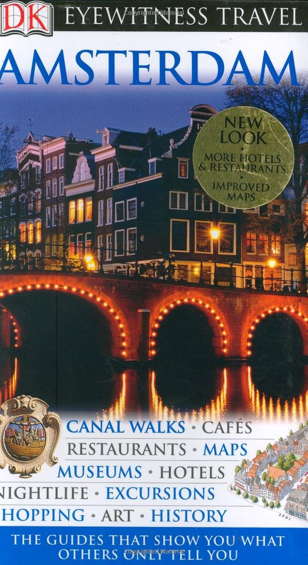 Download Amsterdam (Eyewitness Travel Guides) pdf
