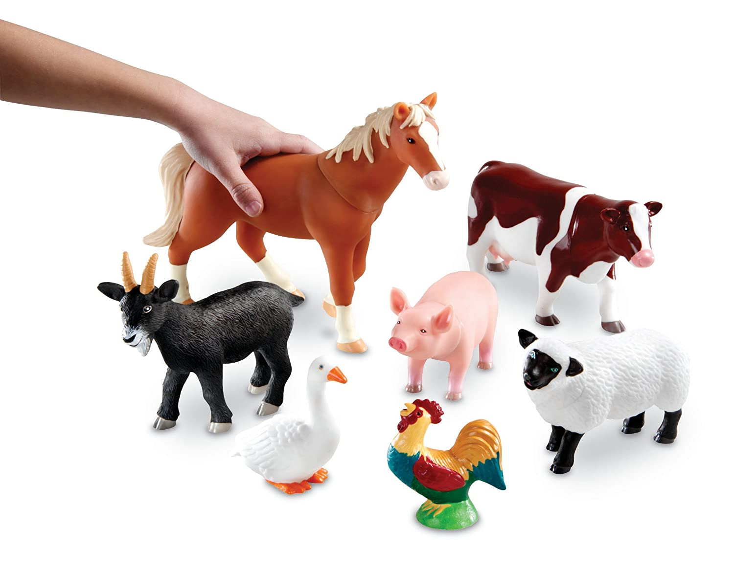 Jumbo Farm Animals Image