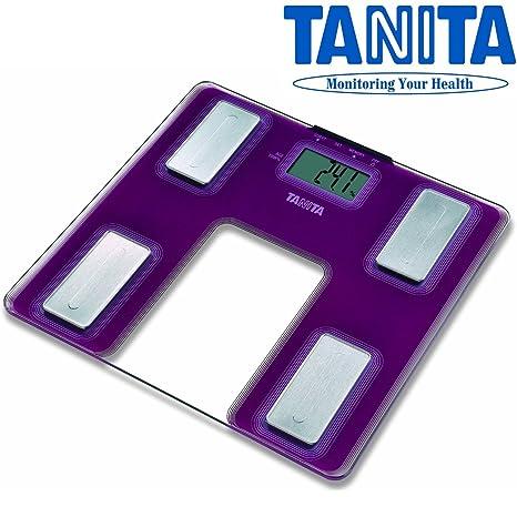Báscula Digital de precisión Tanita burrda baño de análisis de agua porcentaje de grasa corporal Composición