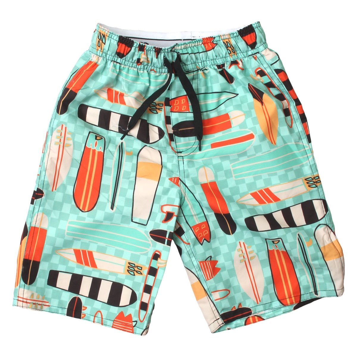 Wes and Willy Surfboards Swim Trunk